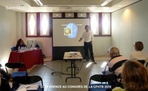 Formation en Neuroposturophonie promotion Darwin 4° week-end